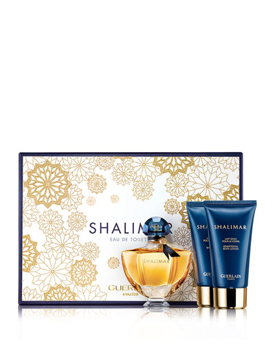 Limited Edition Shalimar Eau de Toilette Holiday Gift Set, 1.7 oz.
