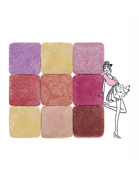 Limited Edition My Parisian Pastels Shimmer Cube - From Lancôme with Love Collection