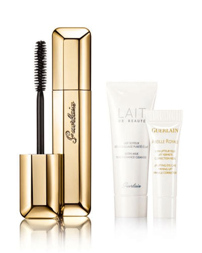 Limited Edition Eye Essentials Maxi Lash Mascara Set