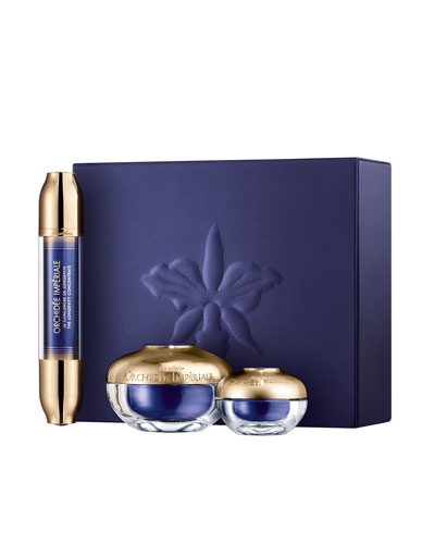Limited Edition Orchidée Impériale Luxury Set