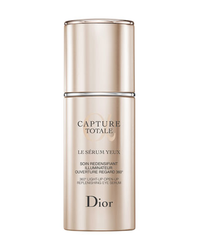 Capture Totale 360° Light-Up Open-Up Replenishing Eye Serum, 15 mL