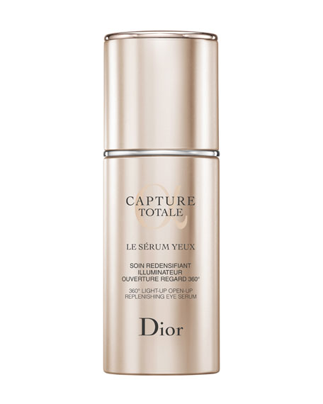Dior Capture Totale 360° Light-Up Open-Up Replenishing Eye