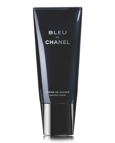 <B>BLEU DE CHANEL</b><BR>Shaving Cream, 3.4 oz. - Limited Edition
