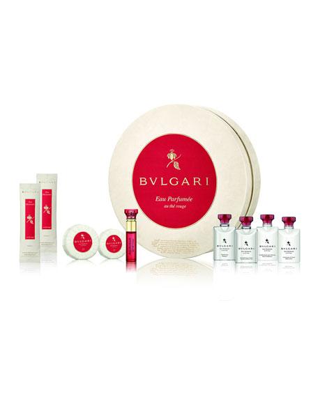 BVLGARI Eau Parfumée au thé rouge Collection