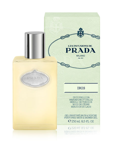Prada Infusion d'Iris Shower Gel, 8.5 oz.