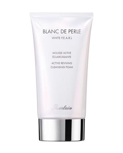 Blanc de Perle Active Reviving Cleansing Foam, 5.1 oz.