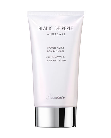 Guerlain Blanc de Perle Active Reviving Cleansing Foam,