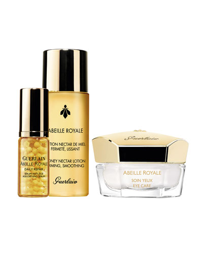Limited Edition Abeille Royale Eye Set ($150 Value)