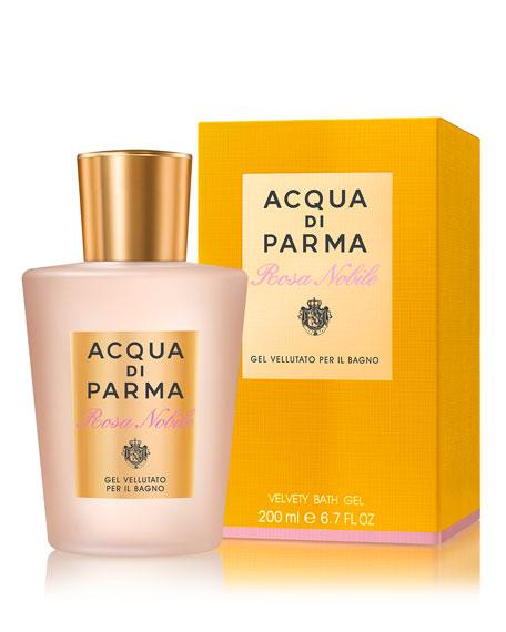 Rosa Nobile Shower Gel, 6.7 oz./ 200 mL