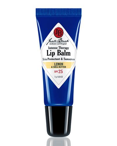 Lemon & Shea Butter Intense Therapy Lip Balm SPF 25, 0.25 oz.