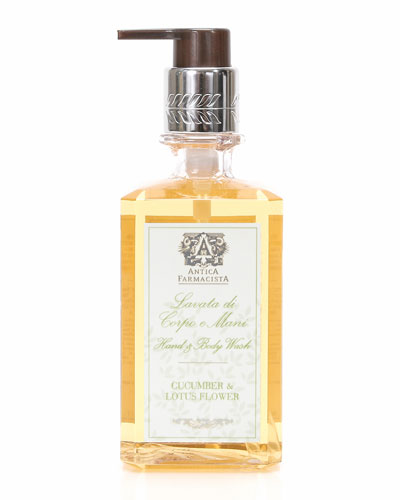 Cucumber & Lotus Flower Hand Wash, 10 oz.
