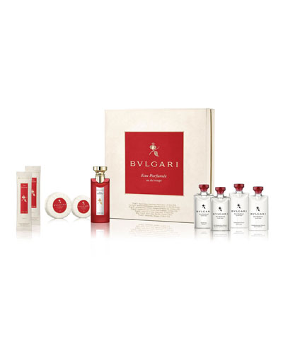 bvlgari au th rouge guest collection set
