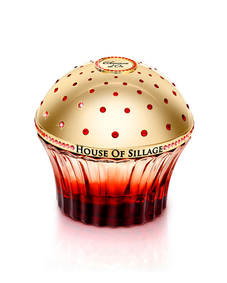 House of Sillage Signature Chevaux d'Or Fragrance, 75