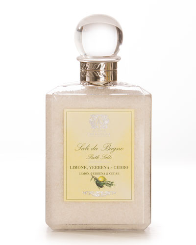 Lemon, Verbena & Cedar Bath Salts, 16 oz.