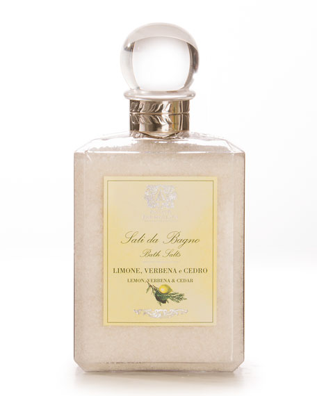 Antica Farmacista Lemon, Verbena & Cedar Bath Salts,