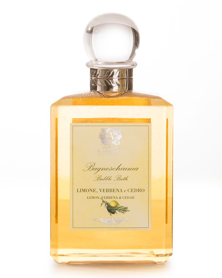Antica Farmacista Lemon, Verbena & Cedar Bubble Bath,