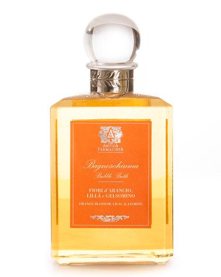 Orange Blossom, Lilac & Jasmine Bubble Bath, 15.8 oz./ 473 mL