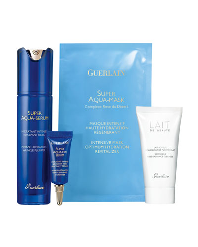 Limited Edition Super Aqua Serum Set