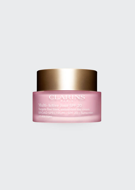 Clarins Multi-Active Day Cream Broad Spectrum SPF 20,