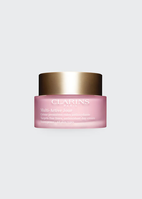 Multi-Active Day Cream for All Skin Types, 1.6