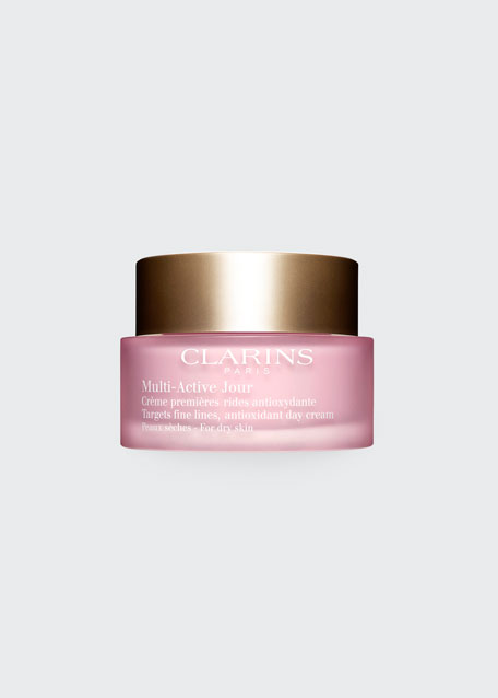 Clarins Multi-Active Day Cream for Normal to Dry