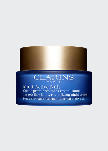 Clarins Multi-Active Night Cream for Normal to Dry