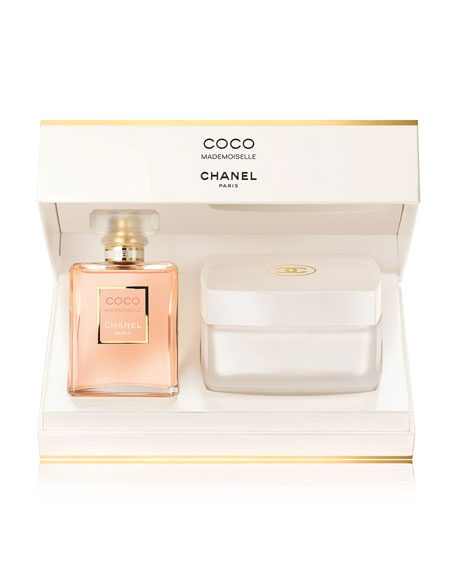 <b>COCO MADEMOISELLE</b><br>Eau de Parfum Spray and Body Cream Coffret - Limited Edition