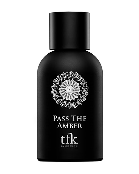 The Fragrance Kitchen PASS THE AMBER Eau de