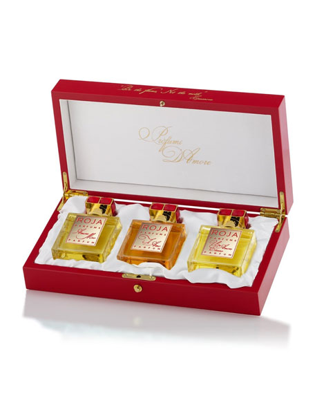Roja Parfums Profumi D'Amore Collection ($1575 Value)