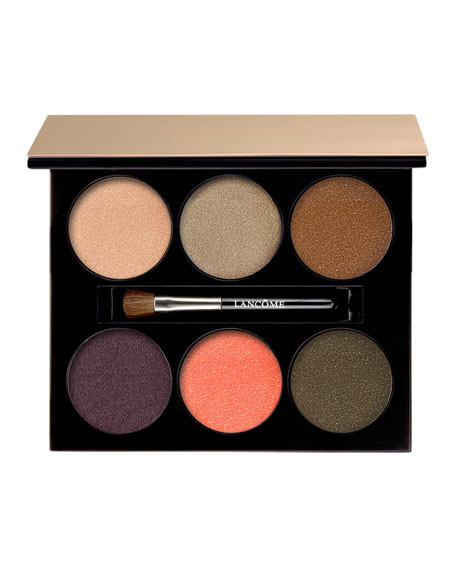 Limited Edition Color Design 6-Pan Eyeshadow Palette -