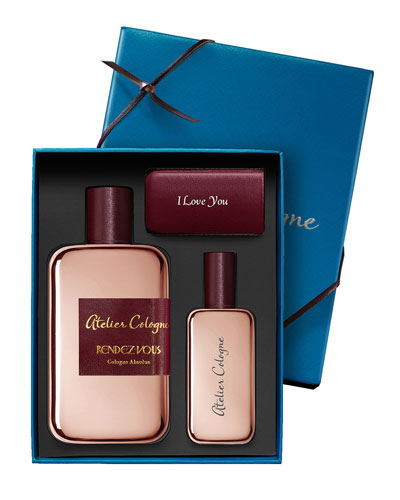 Rendez-Vous Cologne Absolue, 200 mL with Personalized Travel Spray, 30 mL