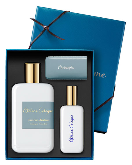 Encense Jinhae Cologne Absolue, 200 mL with Personalized Travel Spray, 30 mL