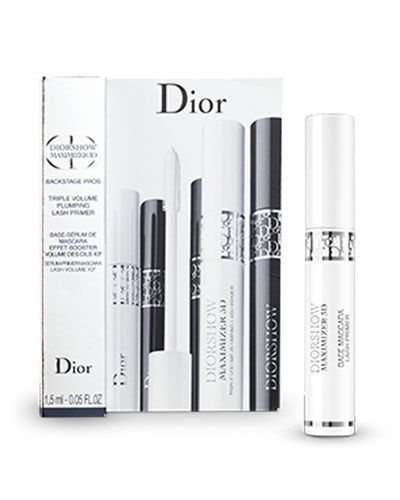 Receive a free 2piece bonus gift with your $ Dior Beauty purchase