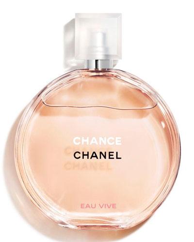 <B>CHANCE EAU VIVE</b><BR>Eau de Toilette Spray, 5.0 oz.