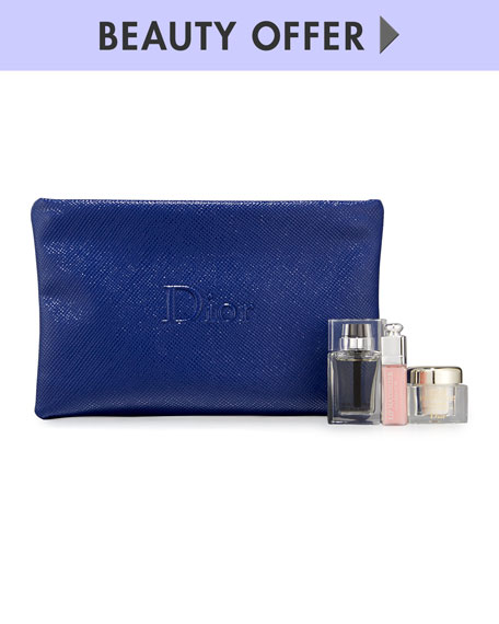 Receive a free 4-piece bonus gift with your $200 Dior Beauty purchase