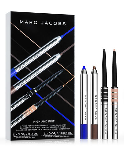 Limited Edition High & Fine: 4-Piece Petites Waterproof Eyeliner Collection
