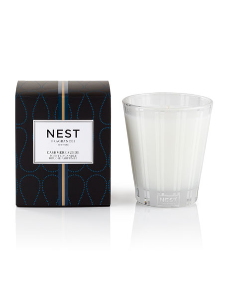 Nest Fragrances Cashmere Suede Classic Candle