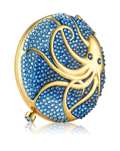 Limited Edition Intuitive Octopus Powder Compact