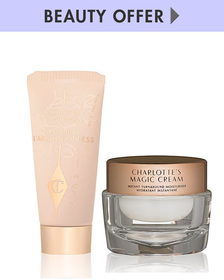 Yours with any $150 Charlotte Tilbury purchase—Online only*