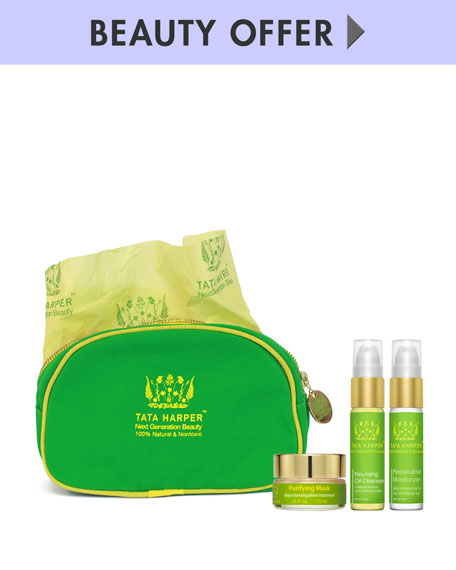 Receive a free 4-piece bonus gift with your $175 Tata Harper purchase