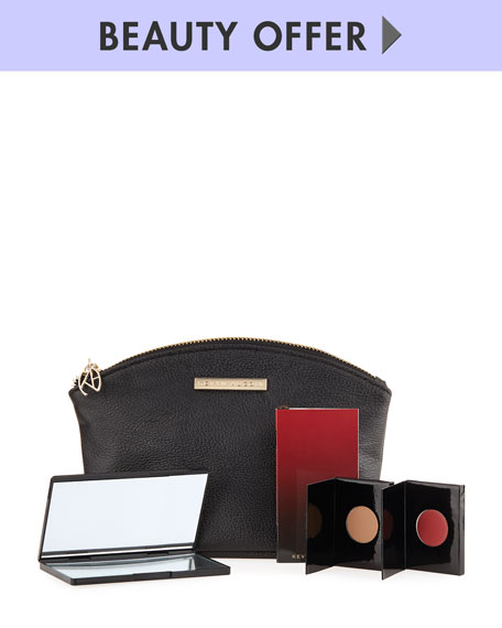 Receive a free 5-piece bonus gift with your $125 Kevyn Aucoin purchase