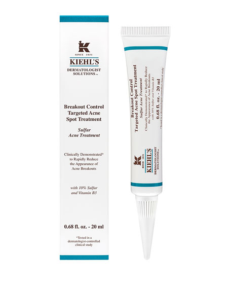 Breakout Control Targeted Acne Spot Treatment, 20 mL<br><b>2017 Allure & Glamour Award Winner</b>
