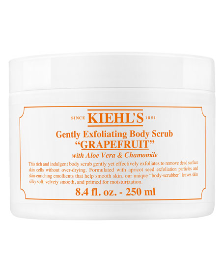 Kiehl's Since 1851 Grapefruit Gently Exfoliating Body Scrub,