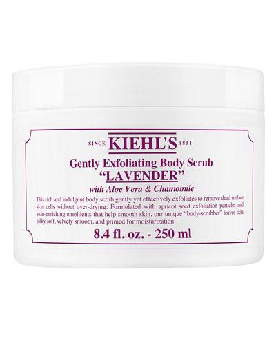 Lavender Gently Exfoliating Body Scrub  8.0 oz.