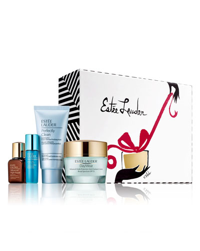 Limited Edition Age Prevention Essentials Set ($112 Value)