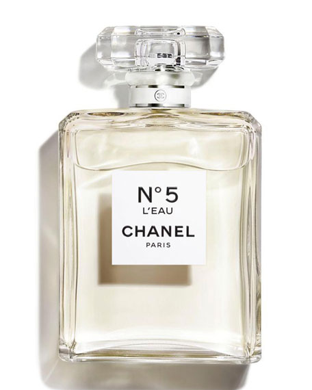<b>N°5 L'EAU</b> <br>Eau de Toilette Spray, 3.4 oz.