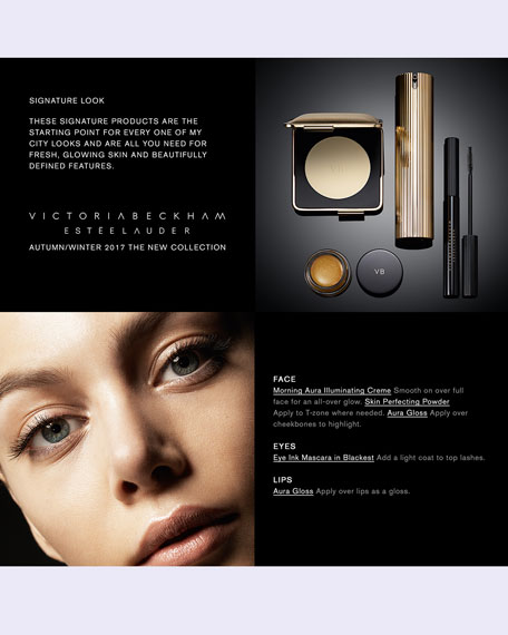 Limited Edition Victoria Beckham Estée Lauder Morning Aura Illuminating Creme