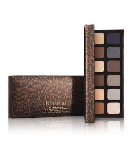 Limited Edition Double Impact Eye Colour Collection ($86 Value)