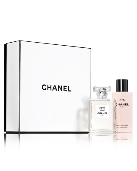 CHANEL Limited Edition N°5 L'EAU Set