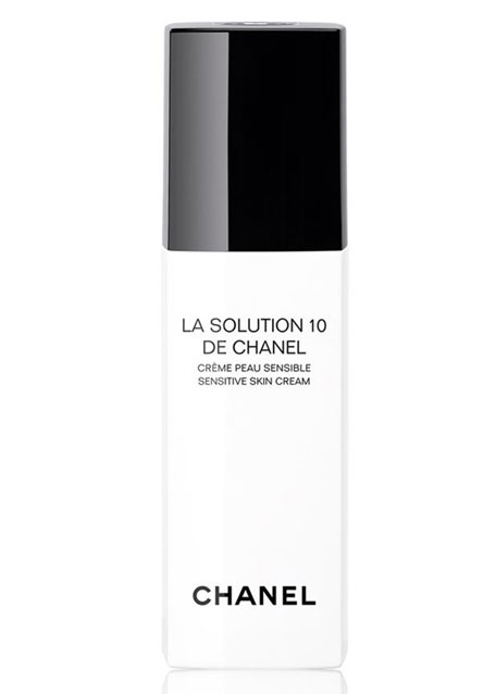 LA SOLUTION 10 DE CHANEL Sensitive Skin Cream,